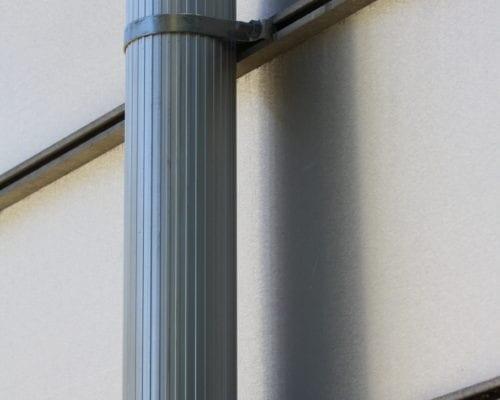 Aluminium Frangible Pole & Arc Saddle Brackets